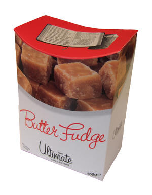 Fudge - Smör