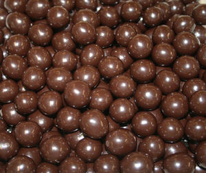 Chokladöverdragen hasselnöt