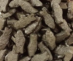 Salta fiskar - HEL LÅDA