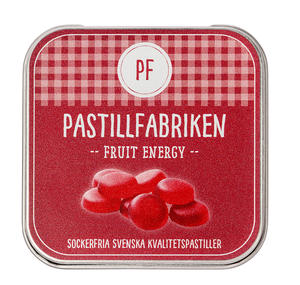 Pastillfabriken Fruit Energy